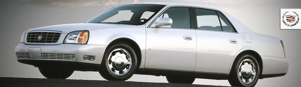 Cadillac DeVille 00-05