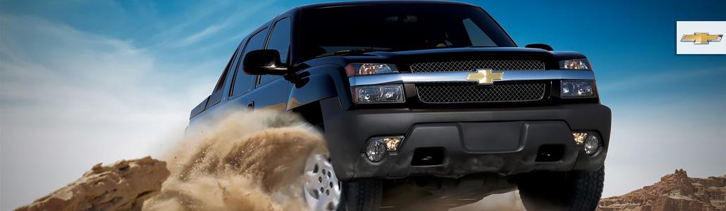 Chevrolet Avalanche 02-06 Pickup