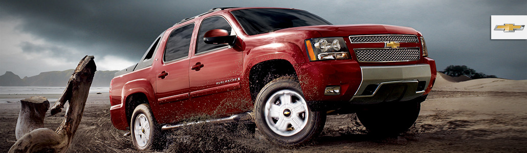 Chevrolet Avalanche 07-13 Pickup