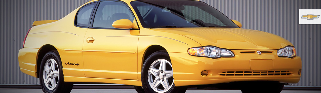 Chevrolet Monte Carlo 00-05