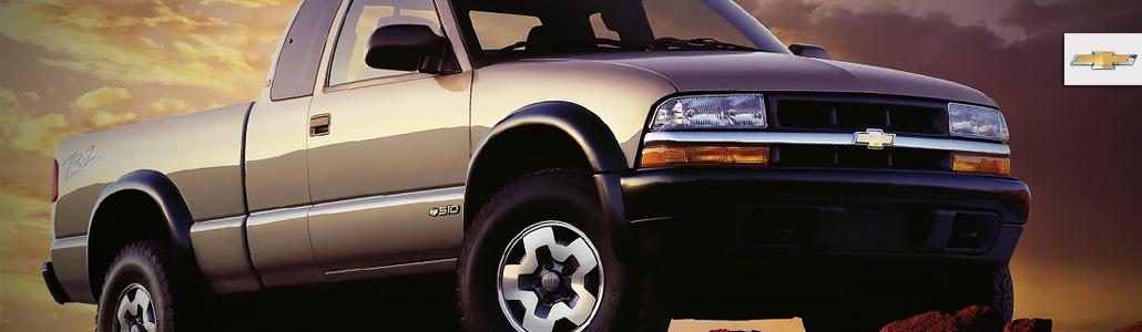 Chevrolet S10 Blazer 98-04