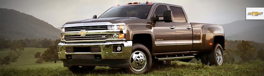 Chevrolet Silverado 14-16