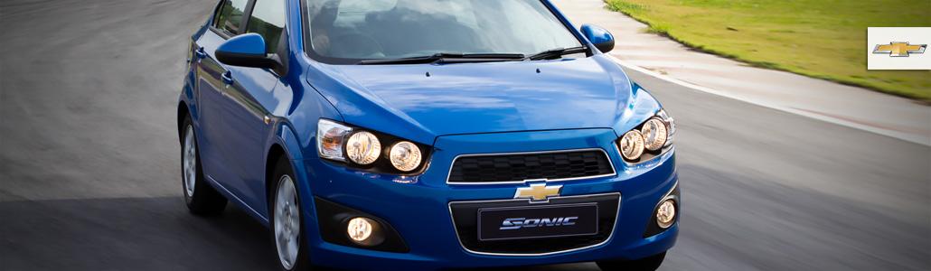 Chevrolet Sonic 12-15