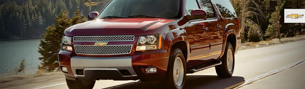 Chevrolet Suburban Tahoe 07-14