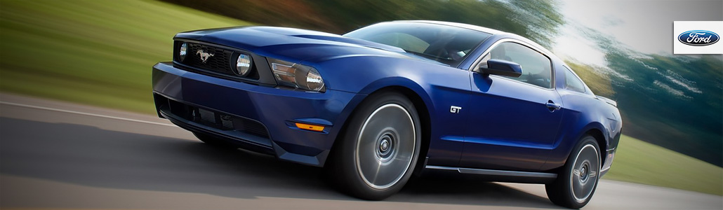 Ford Mustang 10-13 Coupe Convertible
