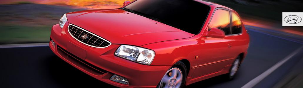 Hyundai Accent 00-02 Hatchback