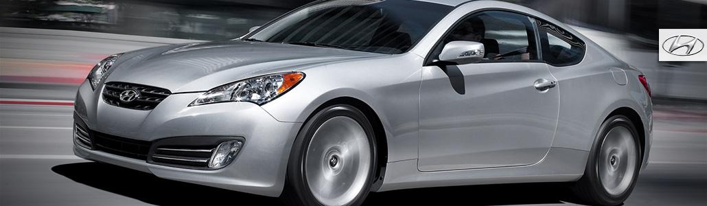 Hyundai Genesis 10-12 Coupe