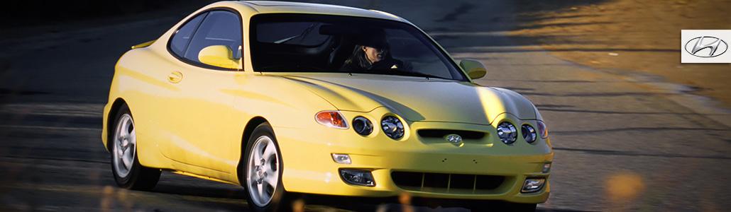 Hyundai Tiburon 00-01