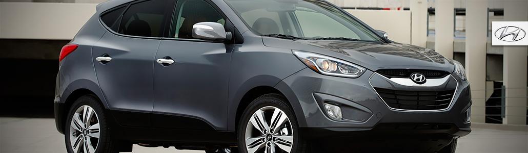 Hyundai Tucson 10-15