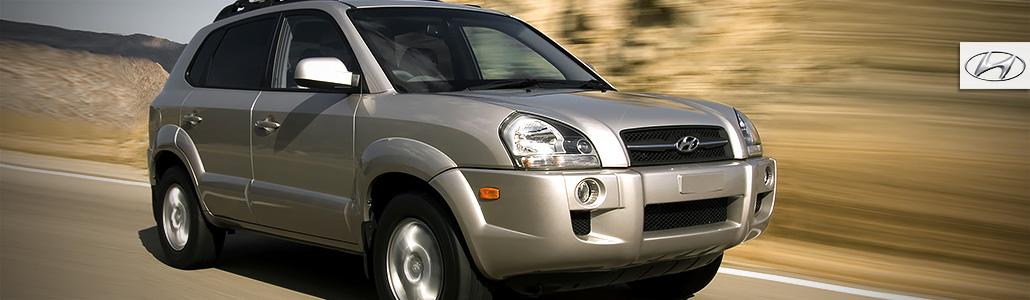 Hyundai Tucson 05-09