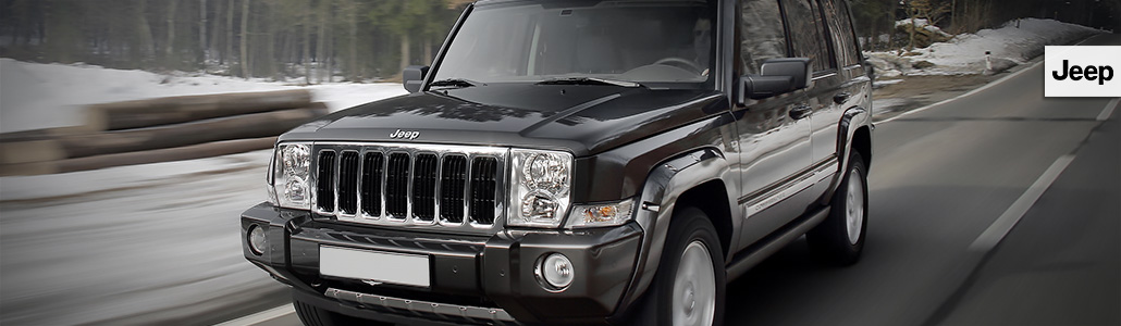 Jeep Commander 06-10