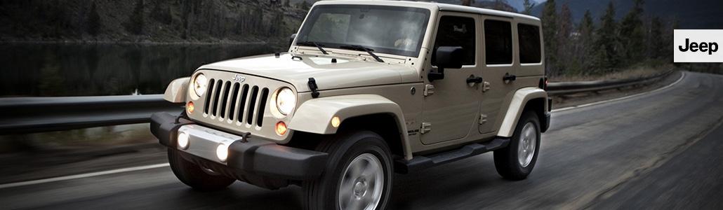 Jeep Wrangler 07-15