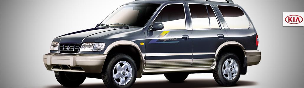 Kia Sportage 98-02 Convertible SUV
