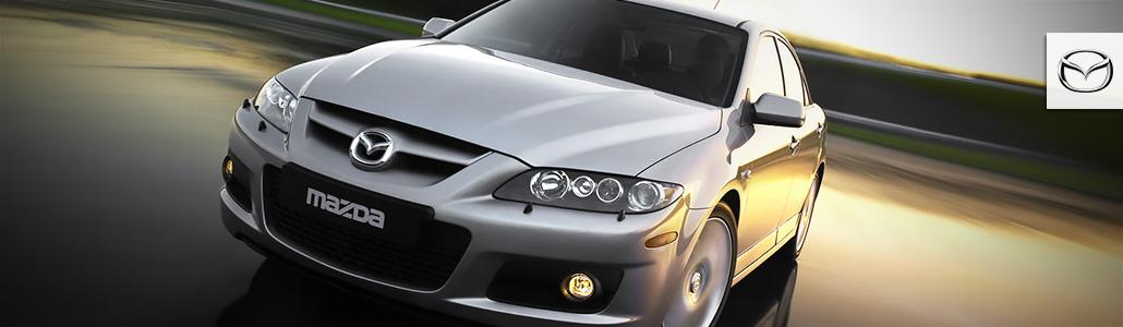 Mazda 6 03-08 Sedan
