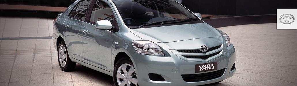 Toyota Yaris 07-11 Sedan
